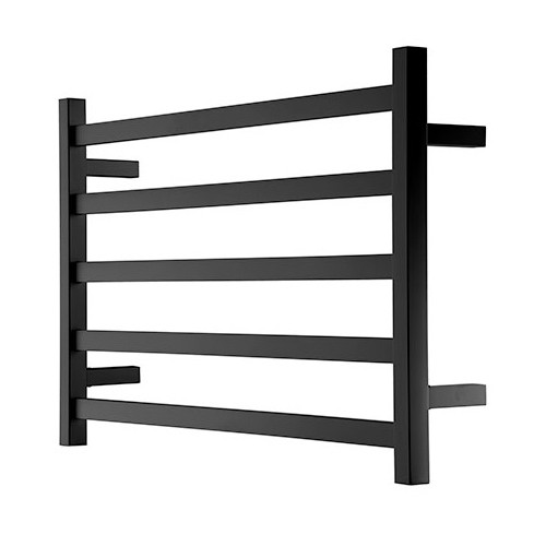 Heirloom Studio One Noir Extended 510 Heated Towel Rail