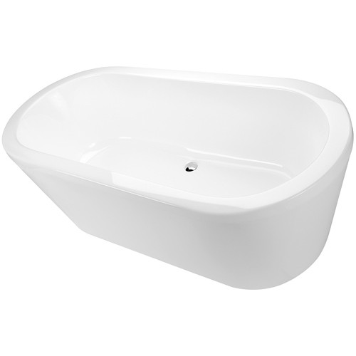 Decina Cool 1500 Freestanding Oval Bathtub