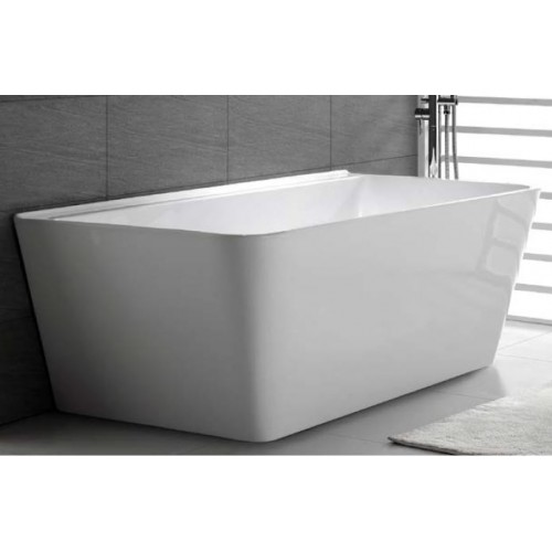 Decina Aria 1700 Back to Wall Freestanding Bath
