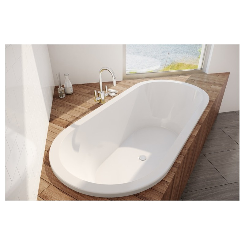Decina Lido 1690 Bathtub
