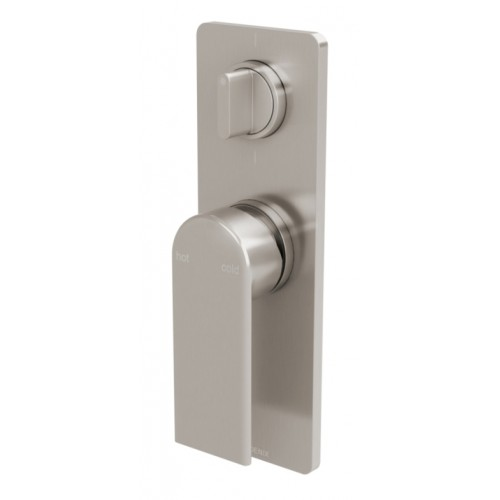 Phoenix Teel Wall Mixer/Diverter/Brushed Nickel