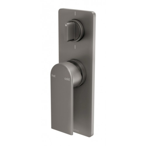 Phoenix Teel Wall Mixer/Diverter/Gun Metal