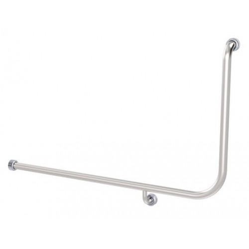 Con-Serv LH HYGIENIC SEAL® Grab Rail/Satin Finish