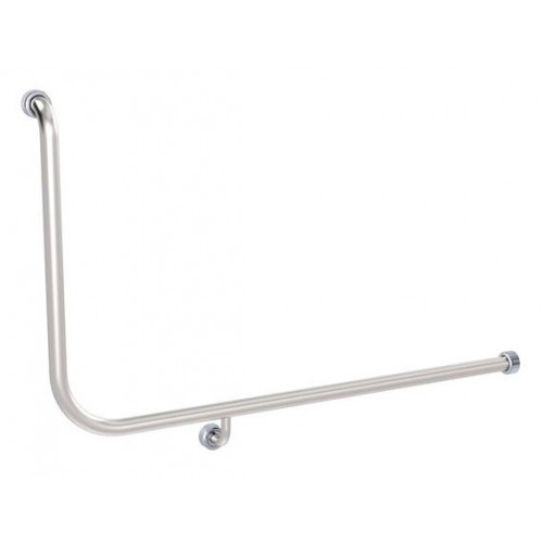 Con-Serv RH HYGIENIC SEAL® Grab Rail/Satin Finish