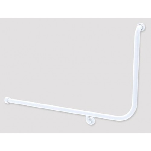 Con-Serv LH HYGIENIC SEAL® Grab Rail/White Finish