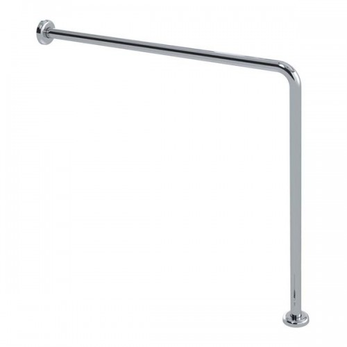 Con-Serv CLAM® Flange Grab Rail/Polished Finish