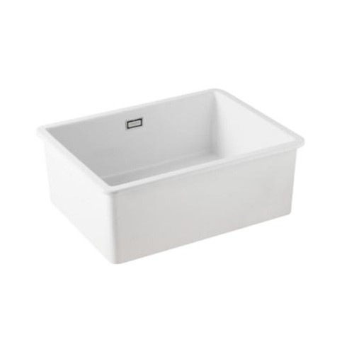 Turner Hastings Valet 60 Inset Fine Fireclay Sink