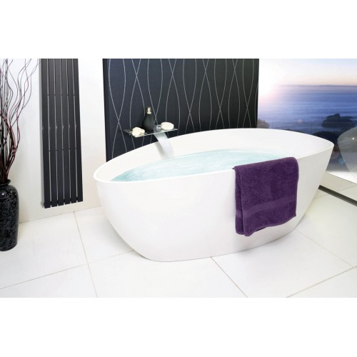 ADP Tranquil 1560 Free Standing Bathtub/Gloss White