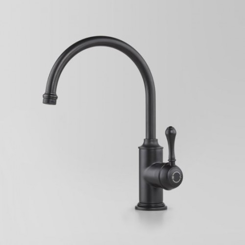 Olde English Signature Collection Matte Black Sink Mixer