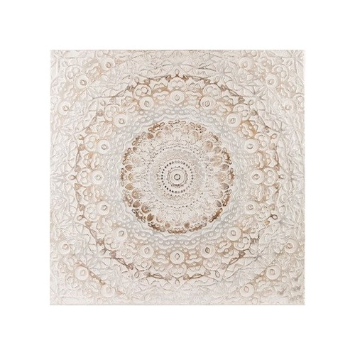 Ornate Motif Canvas Painting