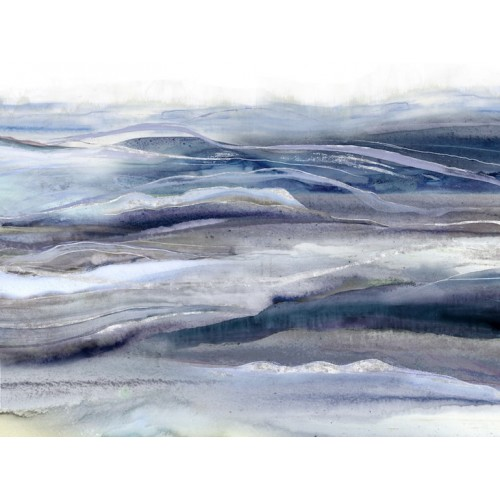 Stormy Seas Canvas Oil Painting