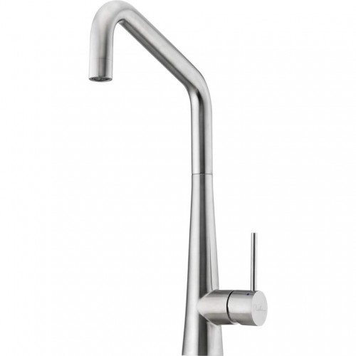 Essente Stainless Steel Square Goose Neck Sink Mixer