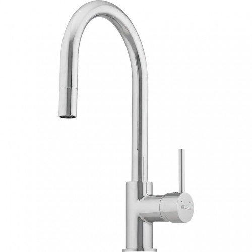 Essentials Pull Out Goose Neck Sink Mixer