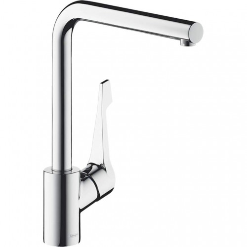 Hansgrohe Cento Square L Right Angle Mixer