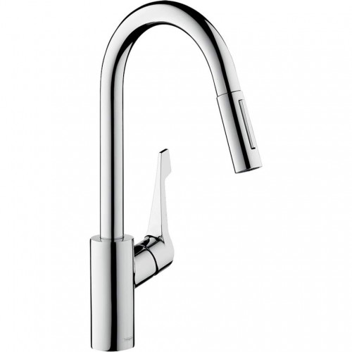 Hansgrohe Cento Variarc XL Pull Out Spray Sink Mixer