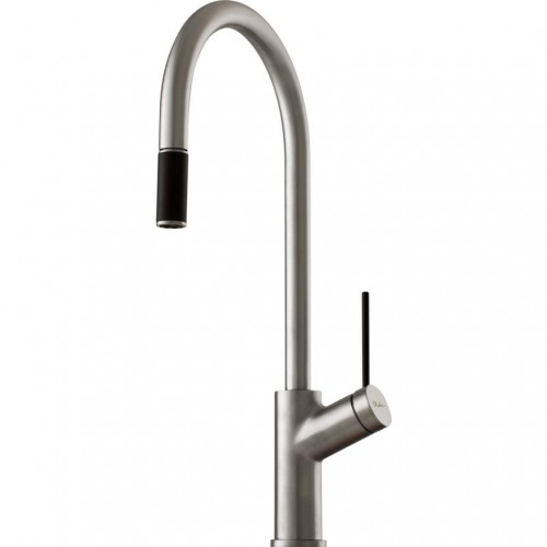 Vilo Brushed Pull Out Sink Mixer