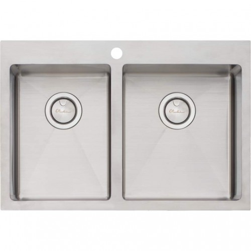 Oliveri Apollo 1 & 3/4 Bowl Sink