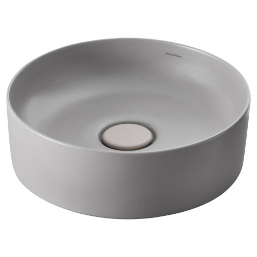 Venezia Ash Round Counter Top Basin/No Taphole