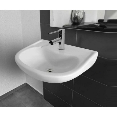 Paco Jaanson Care 450mm Wall Mount Ceramic Washbasin