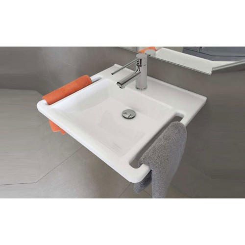 Paco Jaanson Care Solid Surface Wall Basin 601