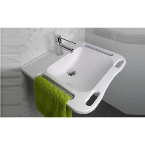 Paco Jaanson Care Solid Surface 602 Wall Basin