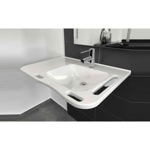 Paco Jaanson Care Solid Surface 802 R Wall Basin