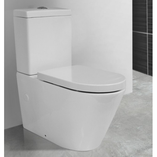 Paco Jaanson Care Ambulant Wall Face Toilet Suit