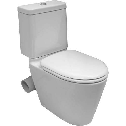 Johnson Suisse Space Solution Skew Toilet Suite
