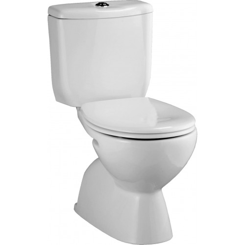 Johnson Suisse Civic Close Coupled Toilet Suite