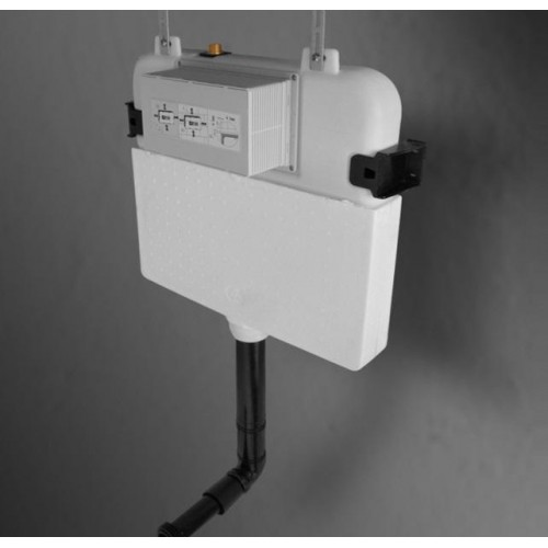 Paco Jaanson In-Wall Pneumatic Cistern