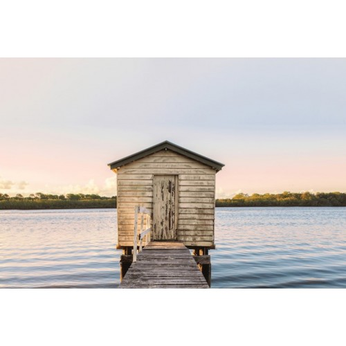 Wheelhouse Canvas Wall Art/Large