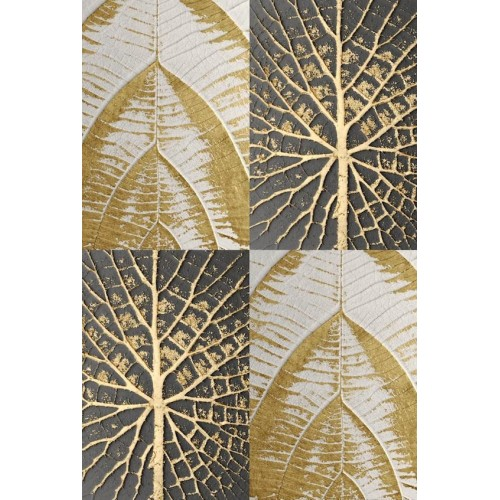 Lux Gold Light II Canvas Wall Art/Small