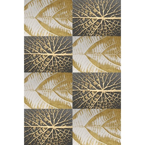 Lux Gold Light II Canvas Wall Art/Large