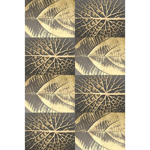 Lux Gold Dark I Canvas Wall Art/Large