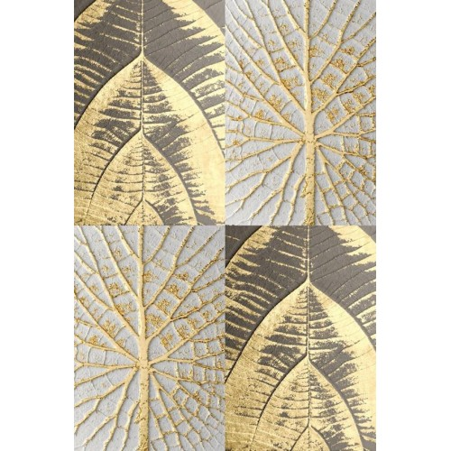 Lux Gold Dark II Canvas Wall Art/Small