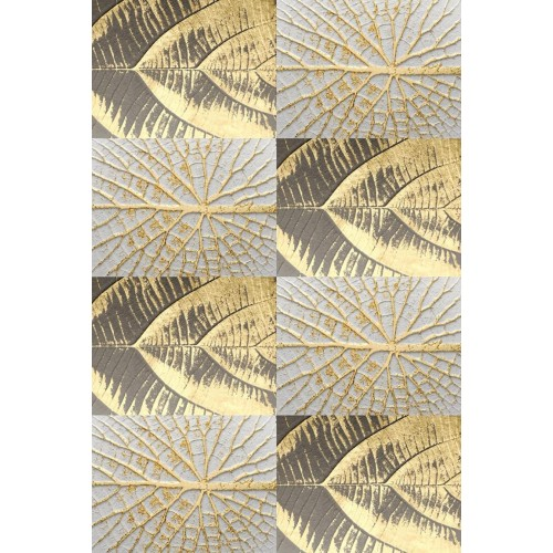 Lux Gold Dark II Canvas Wall Art/Large