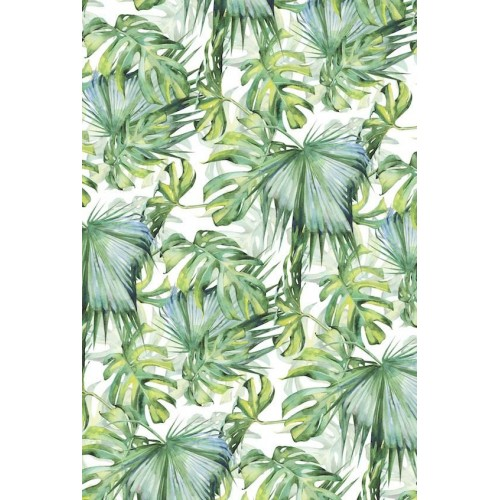 Jungle Tropics I Canvas Wall Art/Small