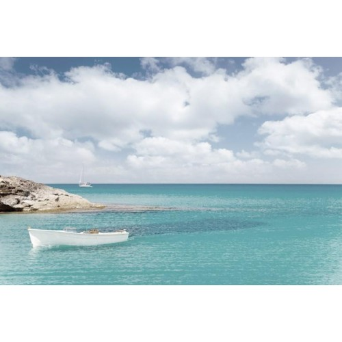 Ibiza Beauty Canvas Wall Art/Small