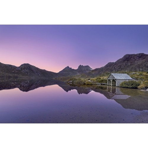 Dove Lake Canvas Wall Art/Large