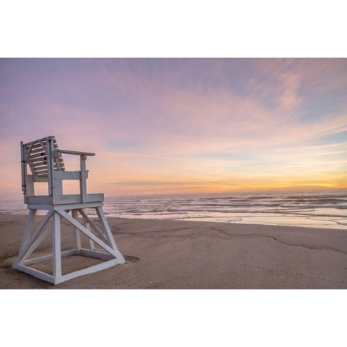 Coast Guard Beach Canvas Wall Art/Small