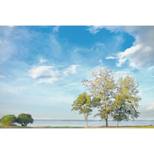 By The Sea Canvas Wall Art/Large