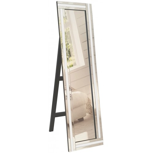 Dashing III Free Standing Dress Mirror
