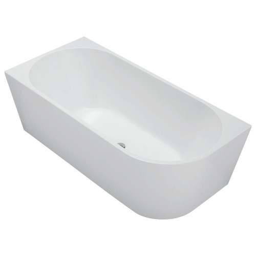 Fienza Isabella 1500 Right-Hand Acrylic Corner Bath