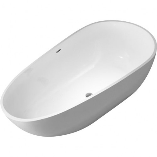 Fienza Cambria 1700 Lightweight Resin-Stone Bath
