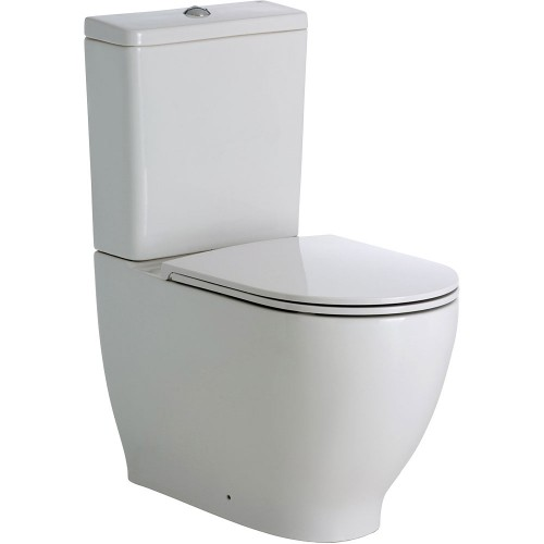 RAK Harmony Back to Wall Toilet Suite