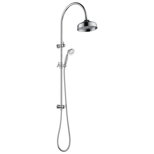 Fienza Lilian Multifunction Rail Shower, Chrome