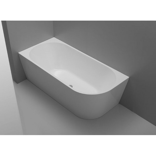 Kiato Corner Freestanding Bath - LH 1500mm