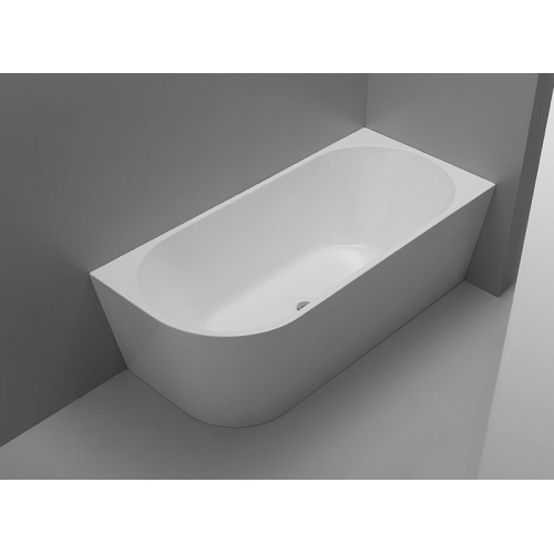 Kiato Corner Freestanding Bath - RH 1500mm