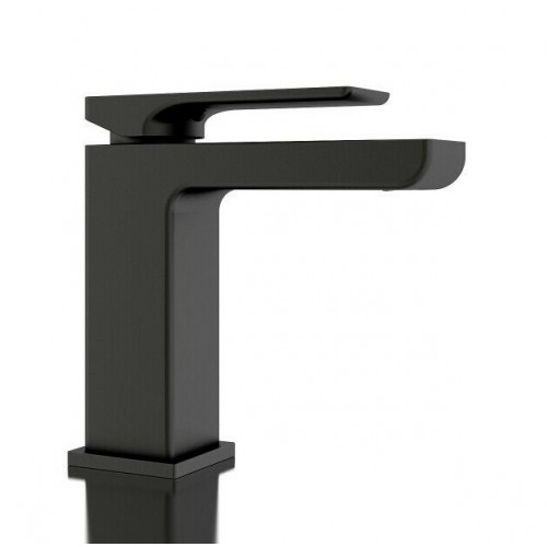 Nero Astra Basin Mixer Black