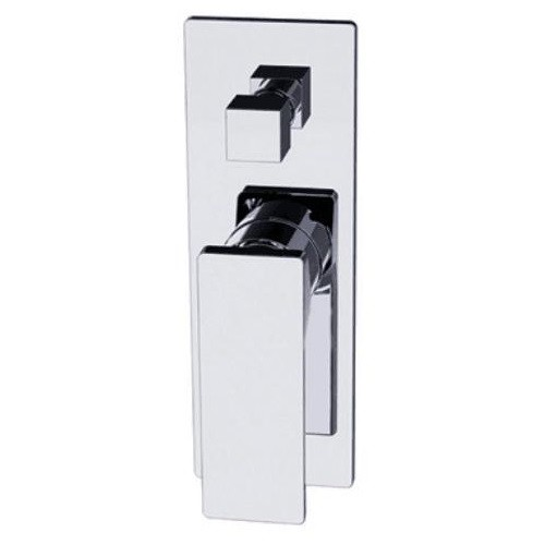 Nero Astra Shower Mixer With Divertor